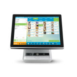 15 '' Qualitäts-Registrierkasse des Zoll doppelte kapazitive Screen-Icp-Ew10s9 für Position System/Supermarkt/Gaststätte/Klein