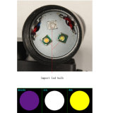 비취 플래쉬 등의 알루미늄 3 LEDs ID
