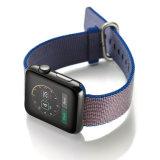 Apple 시계 결박 악대를 위한 고품질 직물 나일론 시계 부속 결박