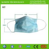 El cono atado bucle confeccionado quirúrgico del oído del surtidor de la mascarilla pulsa Kxt-FM01