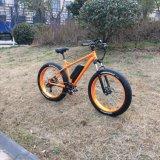 Fetter Gummireifen-Gebirgselektrisches Fahrrad