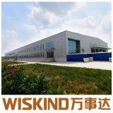 Edificio de estructura de acero para almacén y taller