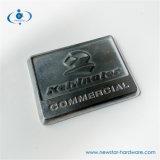 صبغ جزء معدن حنى علامة مميّزة, معدن بطاقة مع علامة تجاريّة