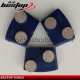 Diamant om de Malende Schoen van het Segment voor Ez het Malen van de Verandering HTC