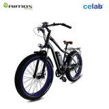 재력 가득 차있는 현탁액 전기 산악 자전거
