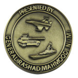 卸し売り普及した安いエナメルの飛行機の金属の習慣の硬貨