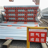 Marca Youfa 500 gramos el recubrimiento de zinc Prueba Hidrostática Gasoducto de Gas Natural