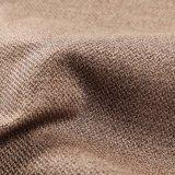 Gebildet China-Polyester-Leinengewebe-Sofa-im Leinengewebe-Polsterung-Leinen-Gewebe