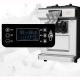 Manutenção fácil máquina congelada do gelado com compressor importado