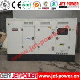125kVA diesel Generator met AC Diesel van de Alternator het Stille Produceren