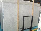 Каррарского мрамора белого цвета для блоков и плитки