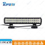 18inch barre lumineuse superbe d'éclairage LED de camion de remorquage du CREE 108W