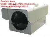 De super Camera van de Thermische Weergave van de Lange Waaier PTZ IP met 200mm Lens (shr-HTIR210R)