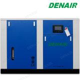 150 compresseur d'air moins simple exempt d'huile de vis de Cfm 75kw pour automobile