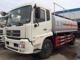 Sinotruk HOWO 4X2 10cbmの燃料タンクのトラック