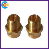 O aço de carbono de DIN/ANSI/BS/JIS/Stainless-Steel/bronze 4.8/8.8/10.9 galvanizaram os parafusos de cobre dos jogos para a estrada de ferro/maquinaria/indústria /Fasteners