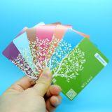 이중 주파수에 의하여 결합되는 RFID 잡종 카드