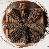 Morilles Stemless Morchella champignons biologiques de haute qualité