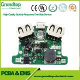 Обслуживание микроволновой печи PCBA с производственной линией SMT
