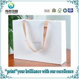 ショッピングのためのハンドルが付いているカスタム贅沢な印刷の包装の紙袋