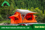 1.6 breites hartes Shell-Auto-Dach-Oberseite-Zelt für das kampierende Reisen