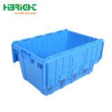 Logistique de nidification le déplacement des conteneurs empilables avec couvercles