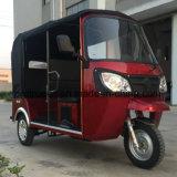 200ccガソリン乗客の三輪車の人力車