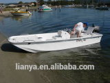 Liya 4.2m Glasvezel die de Boot van de Glasvezel van de Boot Panga vissen
