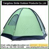 Tenda di viaggio di Sexangle dell'accampamento di esagono di vendita calda per 3-4 genti