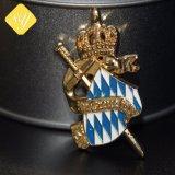 precio de fábrica de seguridad personalizado insignia de solapa Pin de solapa la insignia de Sheriff