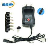 30Вт переменного тока DC ручной несколько напряжение 3 В~12V универсальный настенный адаптер