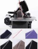 Le service d'outre-mer fournissent la machine à coudre d'Overlock de ménage à grande vitesse de bonne qualité pour le tissu