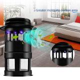 Asesino del insecto del LED con el ventilador