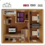 Hogar minúsculo prefabricado de la casa del chalet del nuevo diseño del estilo