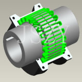 Acoplador flexible de Falk del acoplador de Steelflex del acoplador de la red