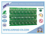 2 PCB алюминия монтажной платы слоя Double-Sided Fr4