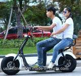 Motorino elettrico della motocicletta di velocità di velocità veloce 1000watt 60V 85km/H con Ce