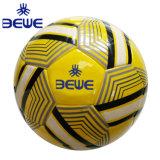 2018 Nova Fábrica 4 Pilar de futebol de auditoria material PVC bola de futebol personalizadas promocionais