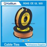 Kreis-Kabel-Markierung mit weichem Kurbelgehäuse-Belüftung