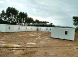 Casa modular portable para el proyecto de construcción como oficina