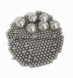 sfera dell'acciaio inossidabile 1-3/4 SS316 di 44.45mm, sfere del solido dell'acciaio inossidabile del grado G200