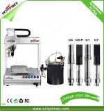 Machine de remplissage d'Ocitytimes F1/cartouche crayon lecteur de Vape/pétrole automatiques de Cbd