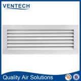 Parrilla de puerta de aluminio de Ventilaiton de la parrilla de aire de la HVAC