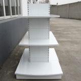 Supermarkt-Regale/Metallgondel-Fach/durchlöcherten die lochenden Ausstellungsstände/