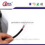 Перечисленный UL! Кабель системы управления 2/4/6/8 куртка PVC кабеля системы управления LSZH сердечников 16AWG 18AWG с огнестойкостью