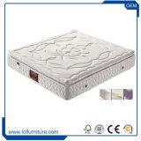 Colchón de resorte de moda durable del dormitorio, colchón de la espuma de la memoria
