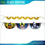 Bandierine poco costose della stringa della stamina del PVC per la promozione della decorazione