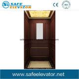 Лифт крытой рамки нержавеющей стали стеклянный домашний