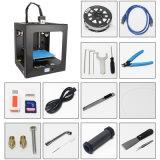 Impresora 3D El equipo de la máquina de impresión la estructura de bastidor de metal, la plataforma calefacción