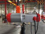 200kg-400kg 작은 수용량 전기 체인 호이스트 1/3 단계